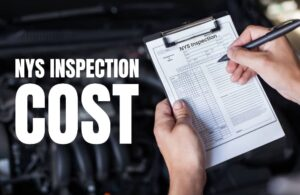 NYS Inspection Cost